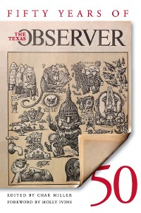 Cover Fifty Years of the Texas Observer