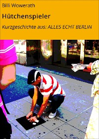 Cover Hütchenspieler
