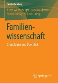 Cover Familienwissenschaft
