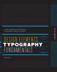 Cover Design Elements, Typography Fundamentals