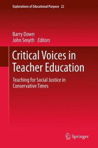 Cover Critical Voices in Teacher Education