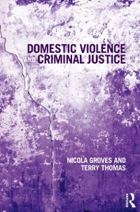Cover Domestic Violence and Criminal Justice
