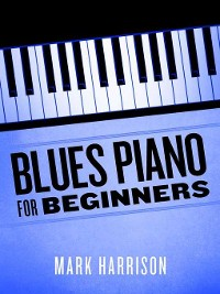 Cover Blues Piano For Beginners