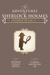 Cover Adventure of the Noble Bachelor