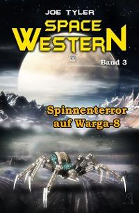 Cover Spinnenterror auf Warga 8