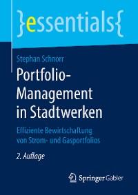 Cover Portfolio-Management in Stadtwerken