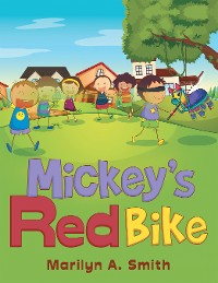 Cover Mickey's Red Bike