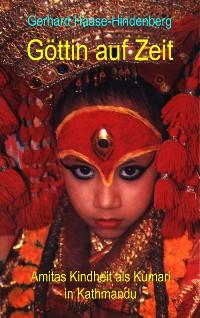 Cover Göttin auf Zeit