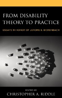 Cover From Disability Theory to Practice