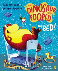 Cover Dinosaur That Pooped The Bed