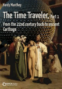 Cover The Time Traveler, Part 1