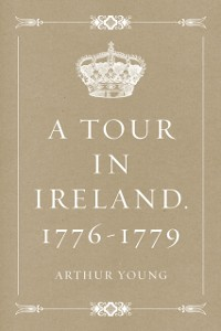 Cover Tour in Ireland. 1776-1779