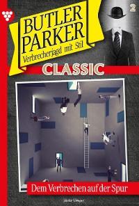Cover Butler Parker Classic 2 – Kriminalroman