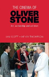 Cover The cinema of Oliver Stone