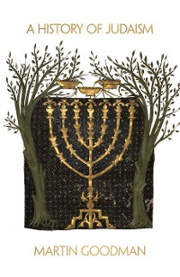 Cover A History of Judaism