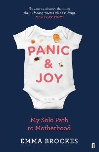 Cover Panic & Joy