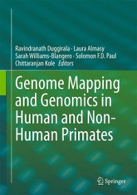 Cover Genome Mapping and Genomics in Human and Non-Human Primates