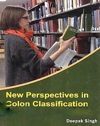 Cover New Perspectives In Colon Classification