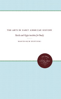 Cover The Arts in Early American History