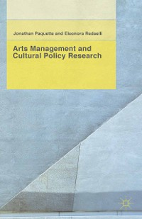 Cover Arts Management and Cultural Policy Research
