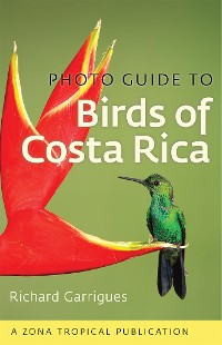 Cover Photo Guide to Birds of Costa Rica