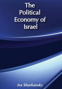 Cover Political Economy of Israel