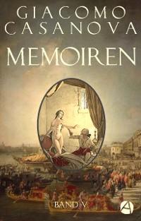 Cover Memoiren: Geschichte meines Lebens. Band 5