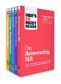 Cover HBR's 10 Must Reads for HR Leaders Collection (5 Books)