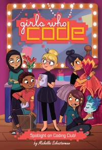 Cover Spotlight on Coding Club! #4