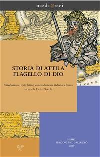 Cover Storia di Attila flagello di Dio