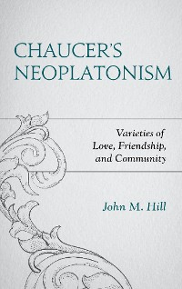 Cover Chaucer's Neoplatonism