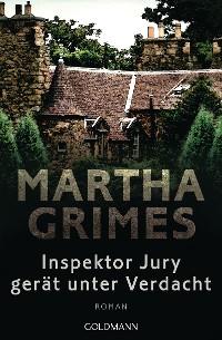 Cover Inspektor Jury gerät unter Verdacht