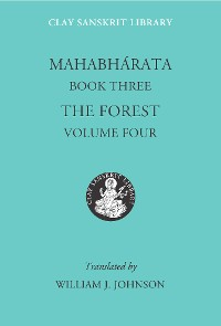 Cover Mahabharata Book Three (Volume 4)