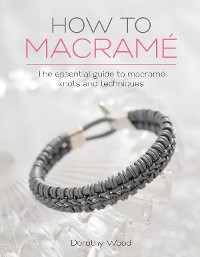 Cover How to Macrame