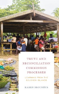 Cover Truth and Reconciliation Commission Processes