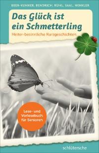 Cover Das Glück ist ein Schmetterling