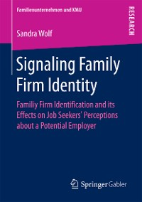 Cover Signaling Family Firm Identity