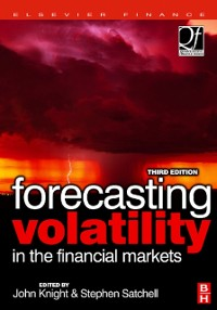 Cover Forecasting Volatility in the Financial Markets