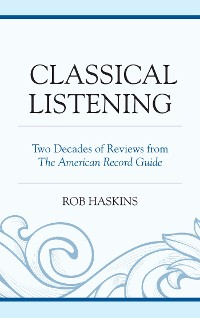 Cover Classical Listening