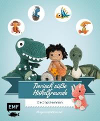 Cover Tierisch süße Häkelfreunde – Die Dinos kommen
