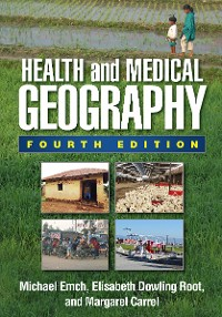 Cover Health and Medical Geography, Fourth Edition