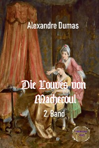 Cover Die Louves von Machecoul 2. Band