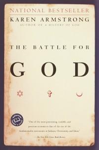 Cover Battle for God