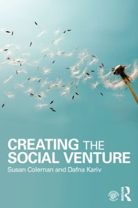 Cover Creating the Social Venture