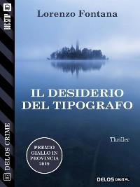 Cover Il desiderio del tipografo