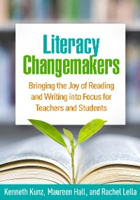 Cover Literacy Changemakers