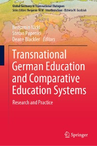 Cover Transnational German Education and Comparative Education Systems