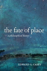 Cover The Fate of Place