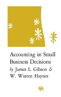 Cover Accounting in Small Business Decisions