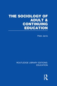 Cover Sociology of Adult & Continuing Education